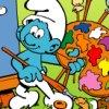 smerfy gry dla dzieci online